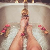 momente-des-glücks-badewanne